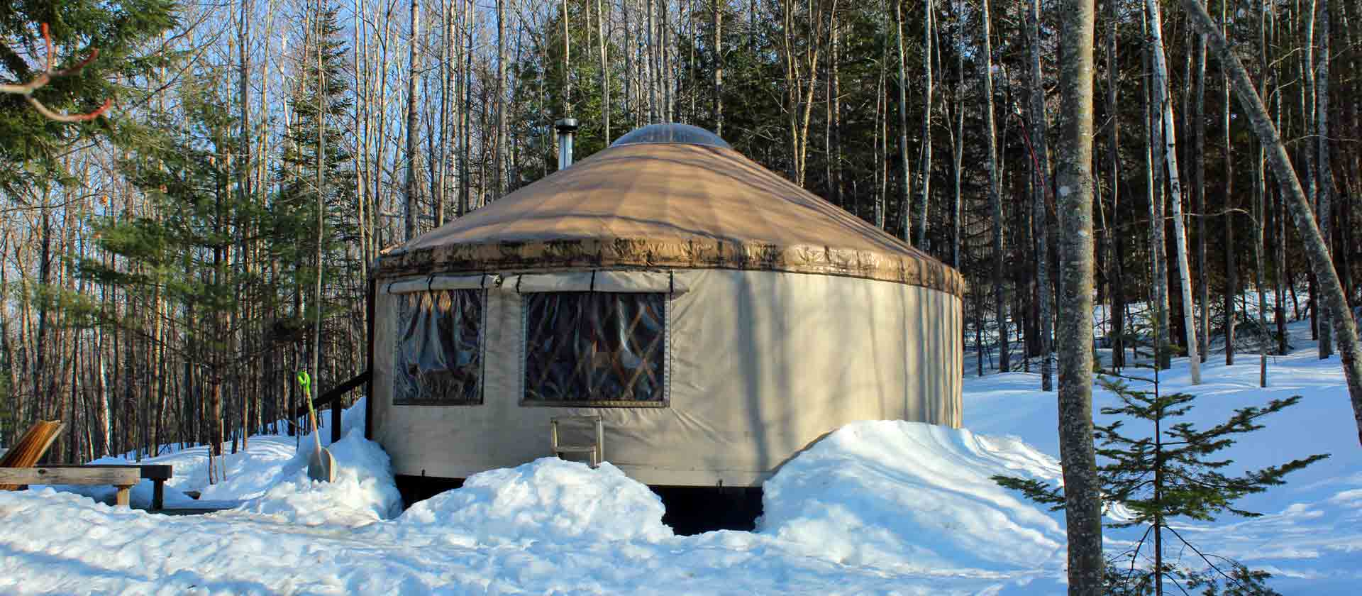 Mountain View Yurt