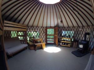 Mountain View Yurt