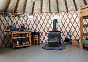 Tyler Brook Yurt